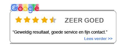 Google: ZEER GOED