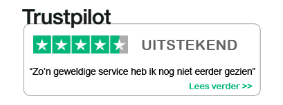 Trustpilot: UITSTEKEND